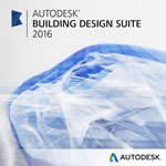 AutodeskAutodesk Building Design Suite 2016  套裝產品